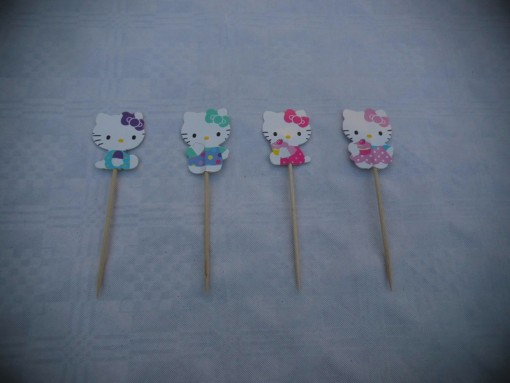 prikkers hello kitty allemaal